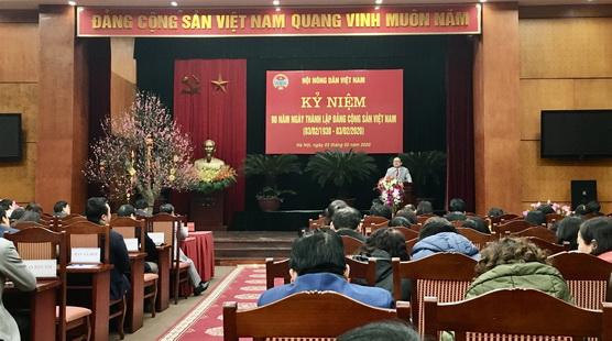 Trung ương Hội NDVN: Kỷ niệm 90 năm Ngày thành lập Đảng Cộng sản Việt Nam (3/2/1930-3/2/2020)
